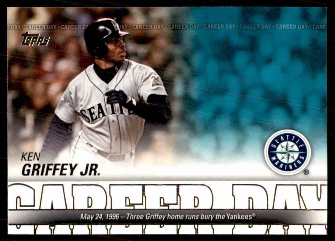 00a450309d 3310 Ken Griffey JR. trading cards for sale