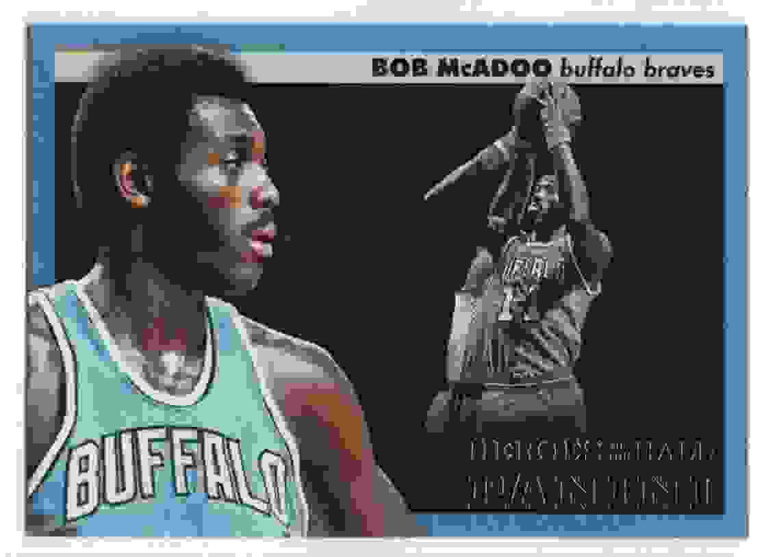 10 Bob Mcadoo trading cards for sale