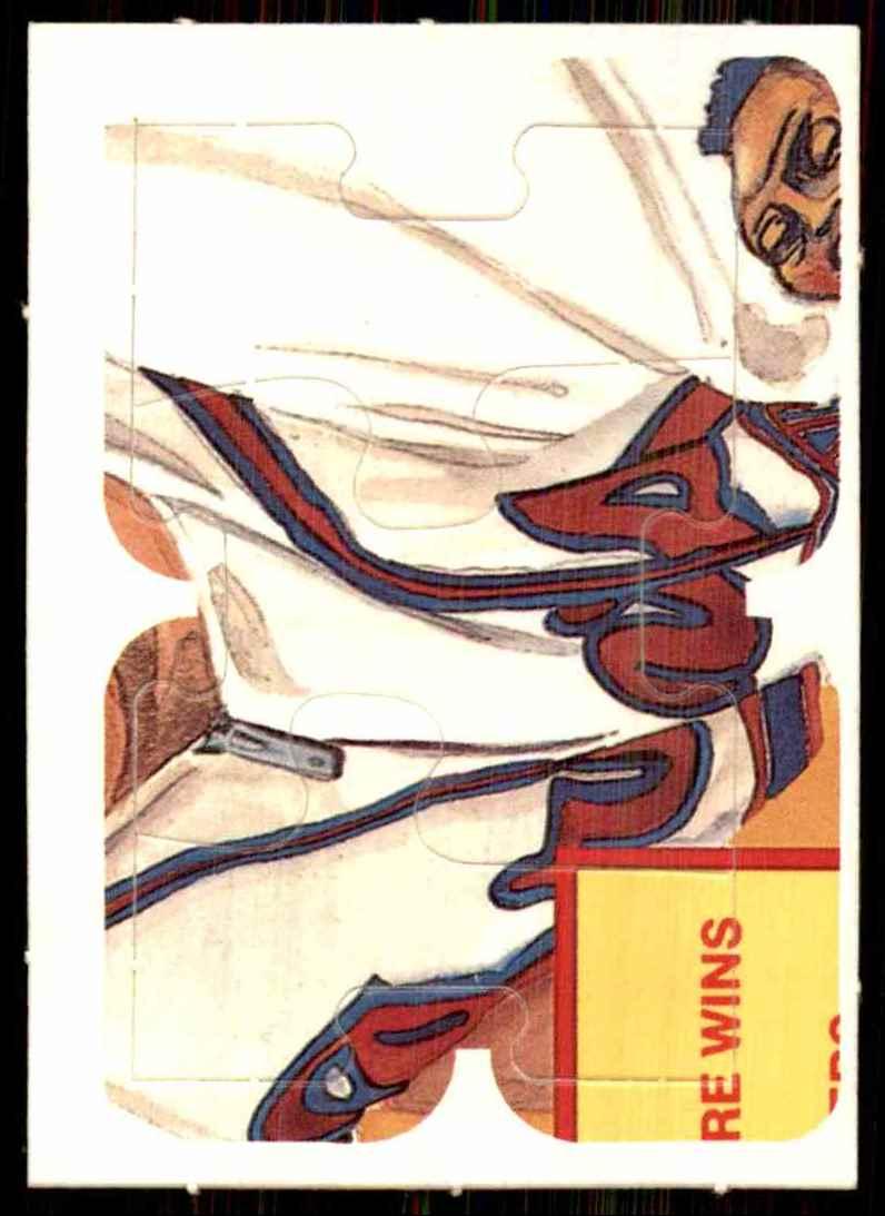 1989 Donruss Warren Spahn Puzzle Spahn Puzzle 40-42 #40 card front image