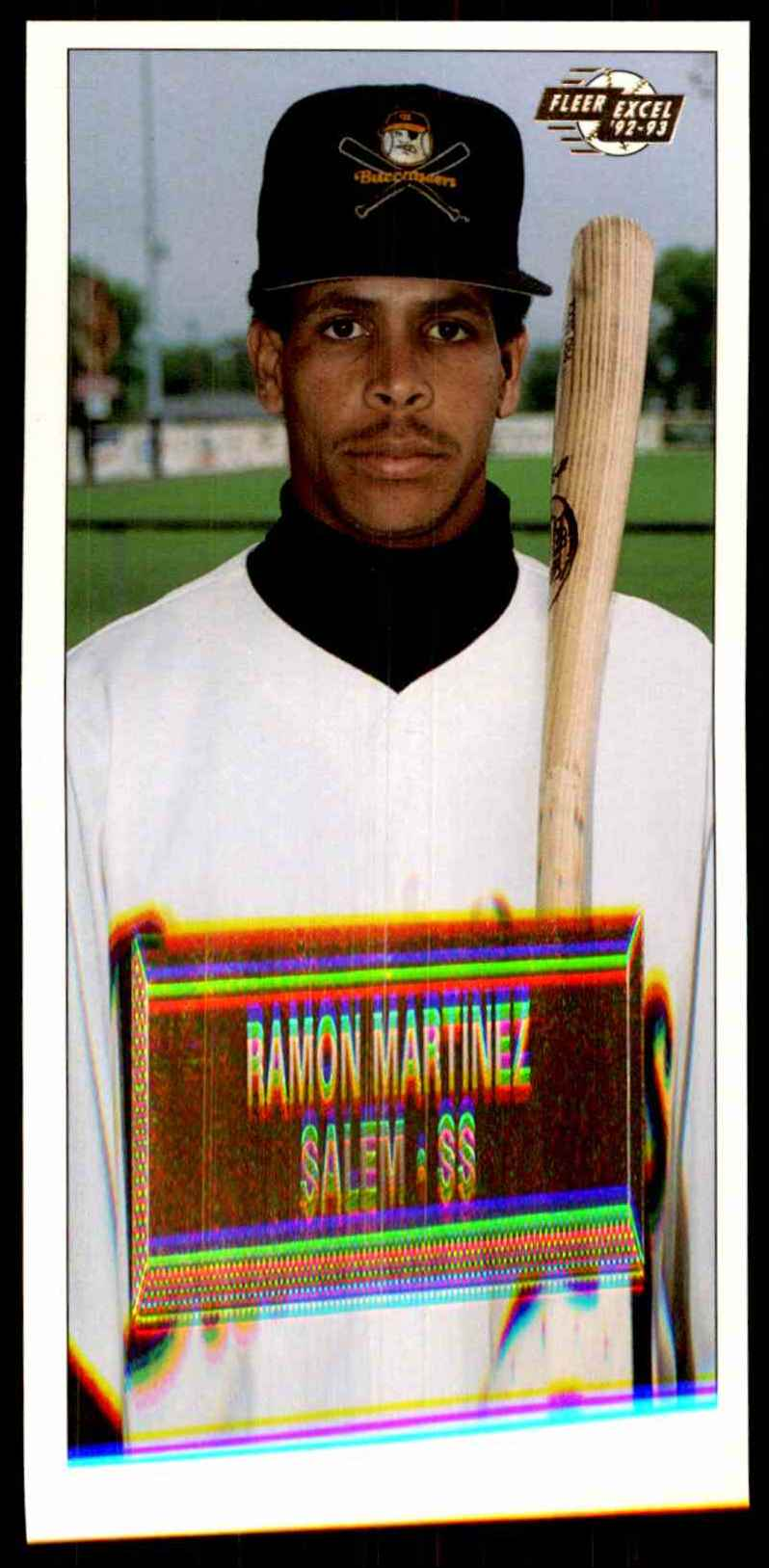 1992 Fleer Excel Ramon Martinez 92 On Kronozio