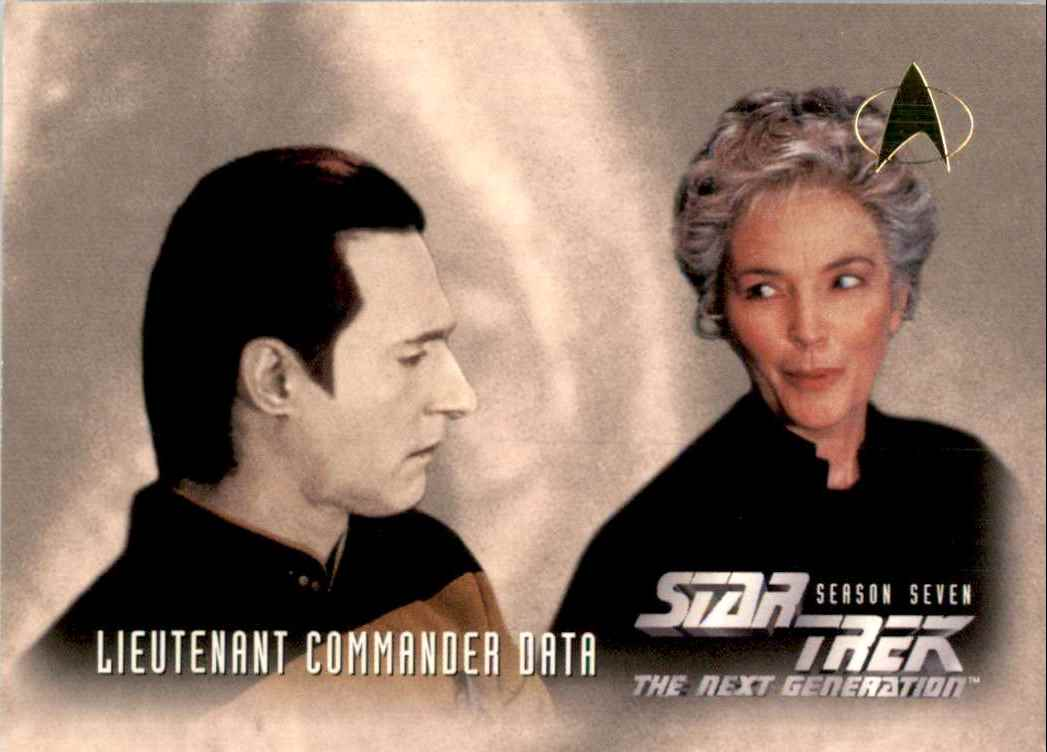 1994 Star Trek The Next Generation Episode Collection Juliana Soong Tainer #738 card front image