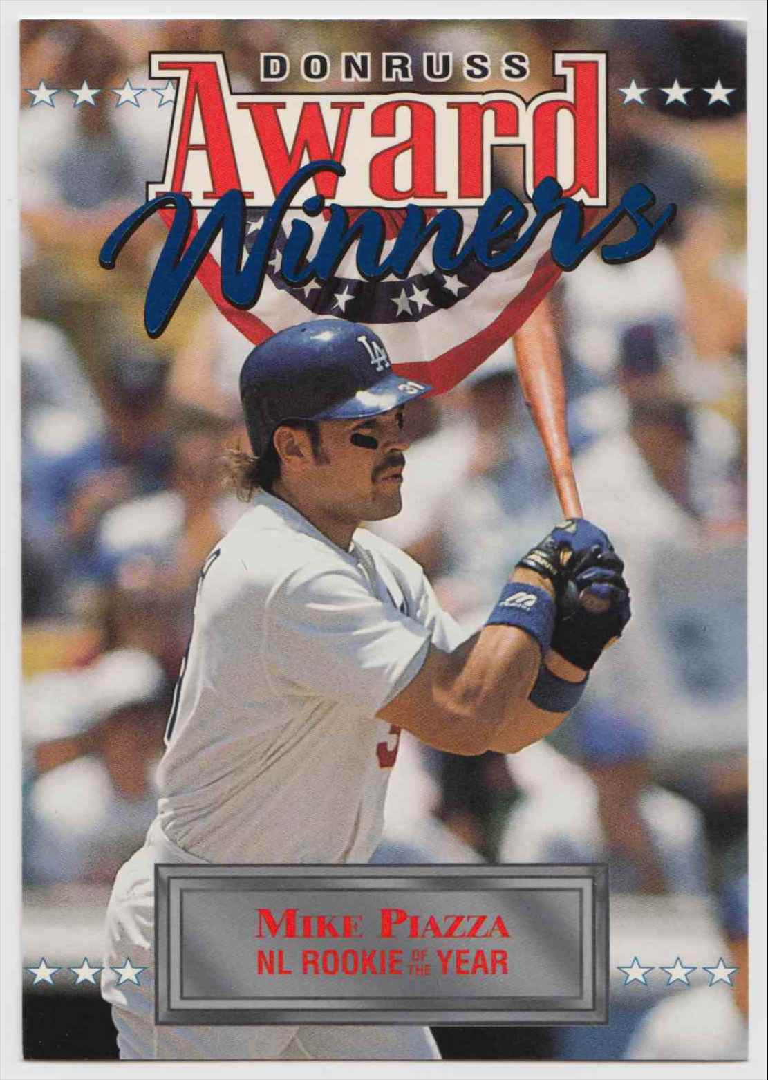 3 Mike Piazza Baseball Card Trading Cards For Sale