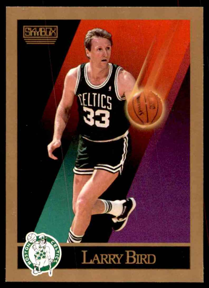 87f239abe 428 Larry Bird - Basketball trading cards for sale