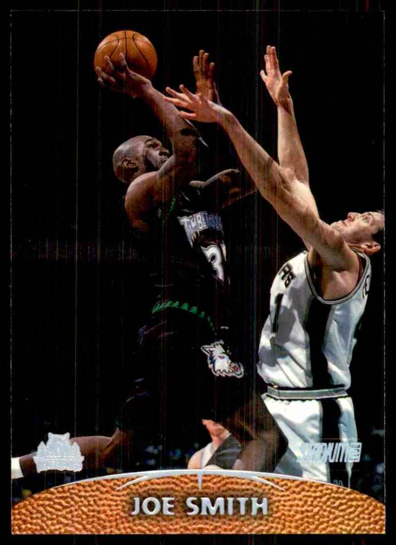 1999-00 Stadium Club Joe Smith #145 card front image