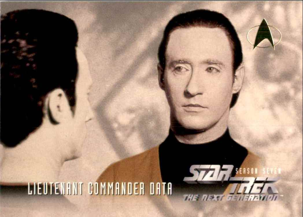 1994 Star Trek The Next Generation Episode Collection Lore #736 card front image