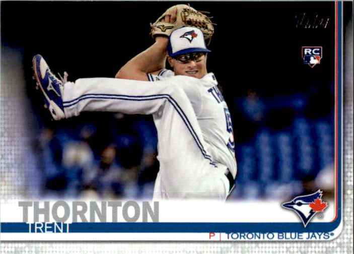 2019 Topps Update Trent Thornton #US63 card front image