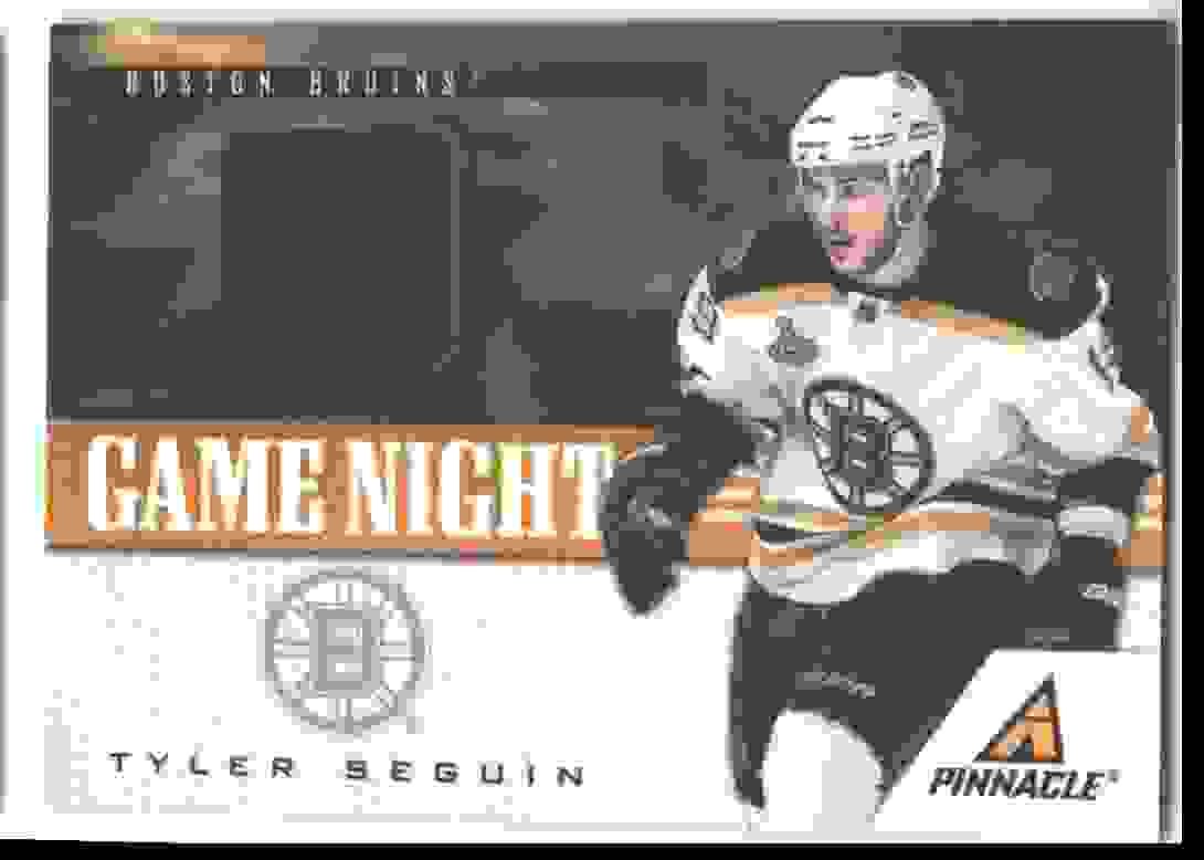 2011-12 Pinnacle Game Night Tyler Seguin #6 card front image