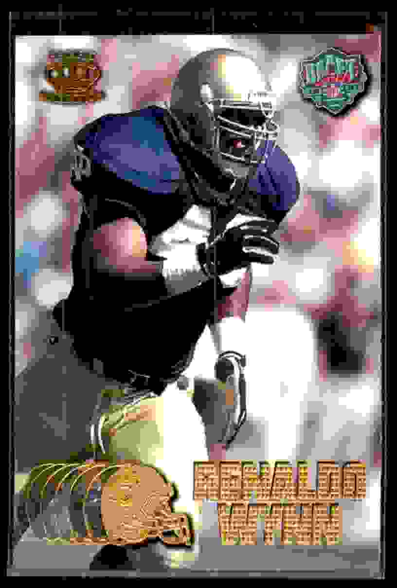 1997 Pacific Renaldo Wynn #449 card front image