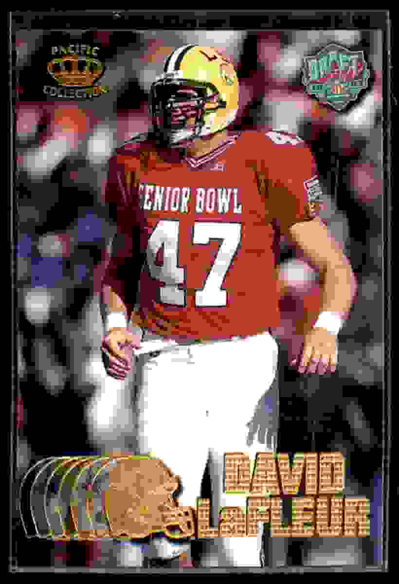 1997 Pacific David Lafleur #437 card front image