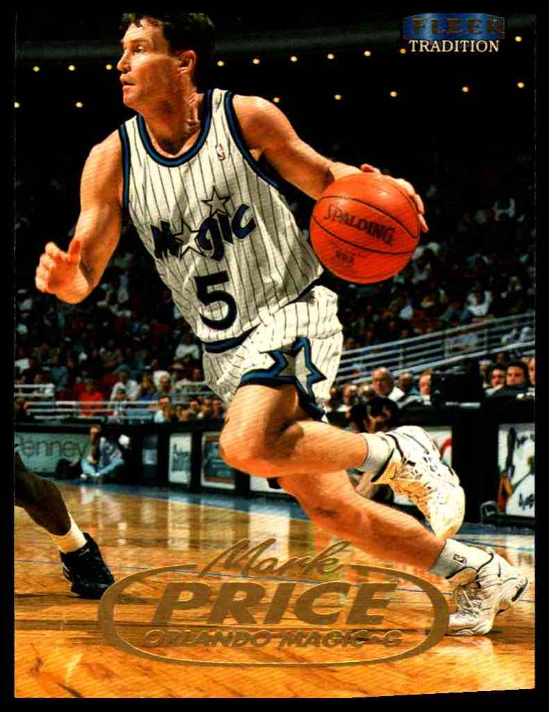 1998-99 Fleer Tradition Mark Price #38 card front image