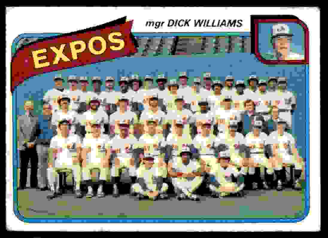 1980 Topps Expos #479 card front image