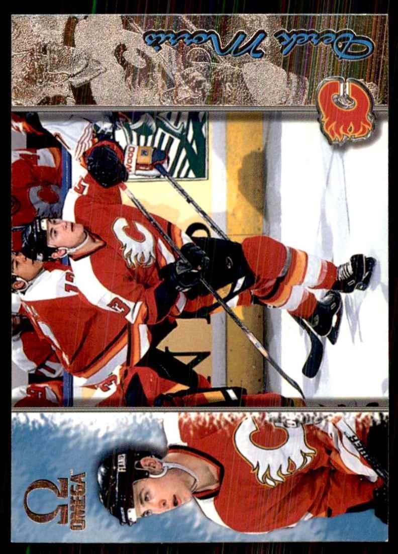 1997-98 Pacific Omega Derek Morris RC #31 card front image