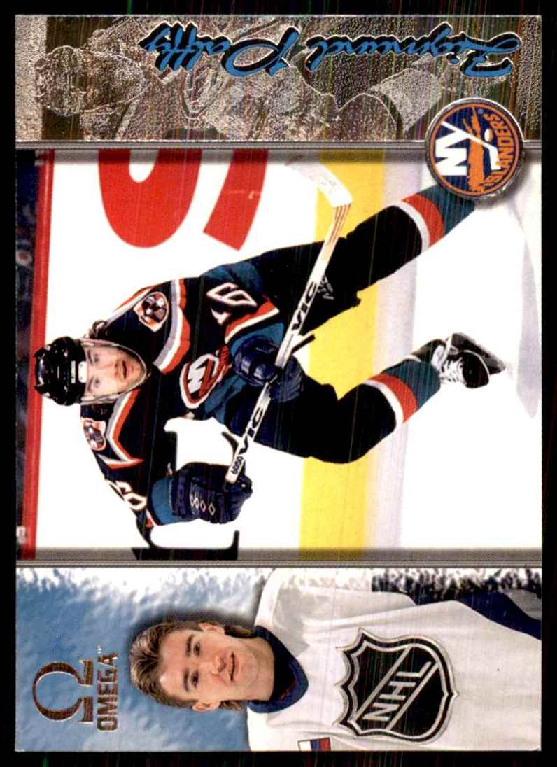 1997-98 Pacific Omega Zigmund Palffy #140 card front image