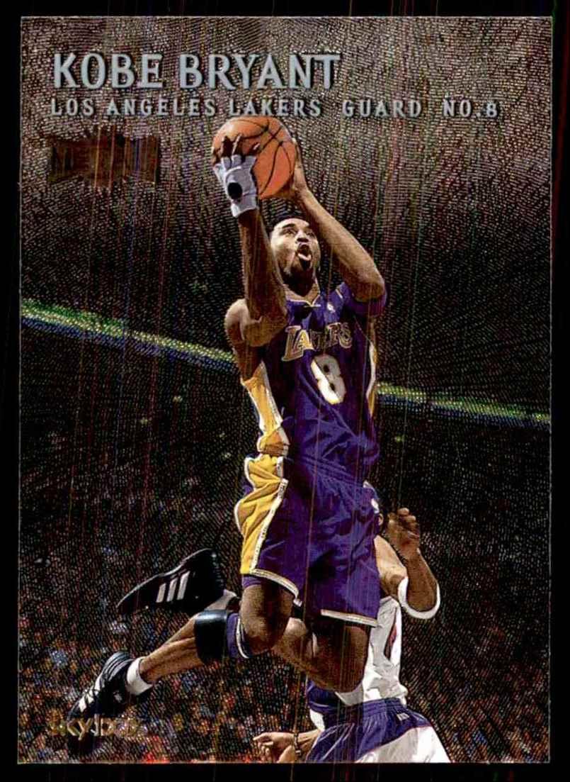 1999-00 Fleer Metal Kobe Bryant #115 card front image