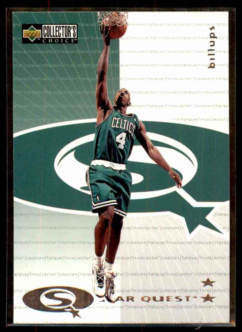 1997-98 Collector's Choice Starquest Chauncey Billups #151 card front image
