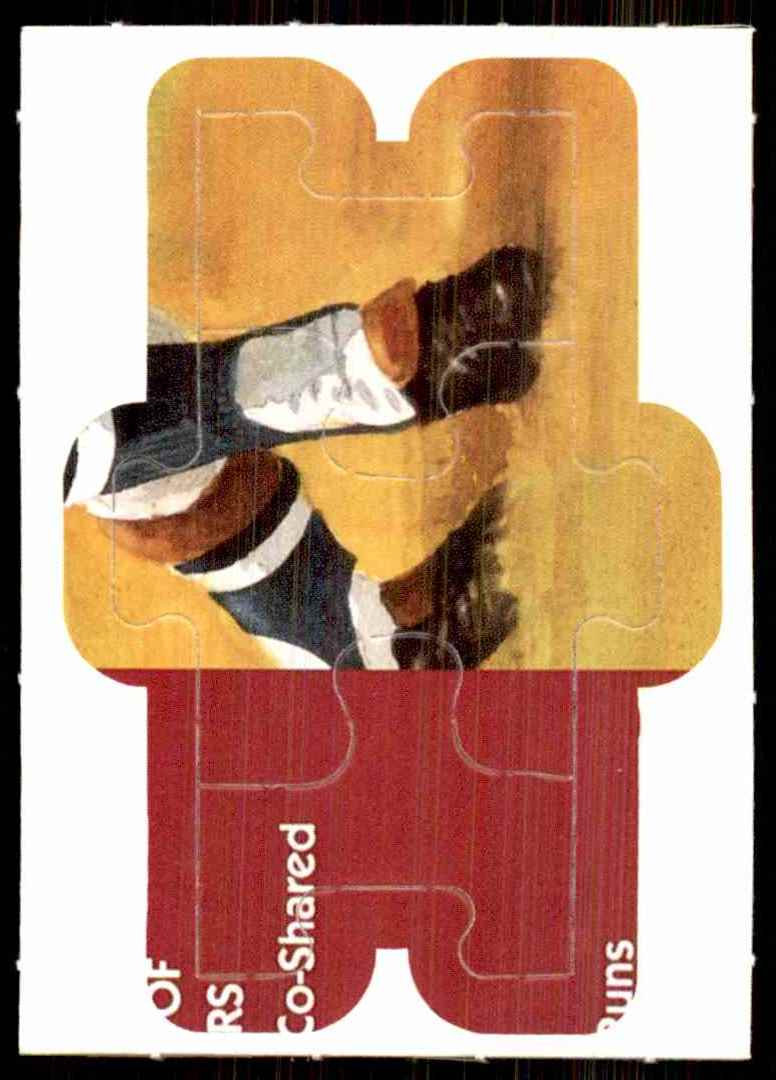 1991 Donruss Willie Stargell Puzzle Stargell Puzzle 49-51 #49 card front image