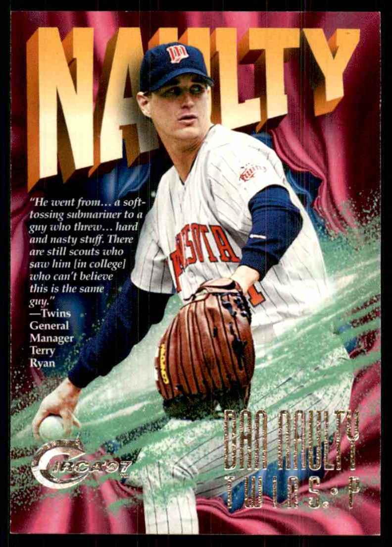1997 Circa Dan Naulty #26 card front image