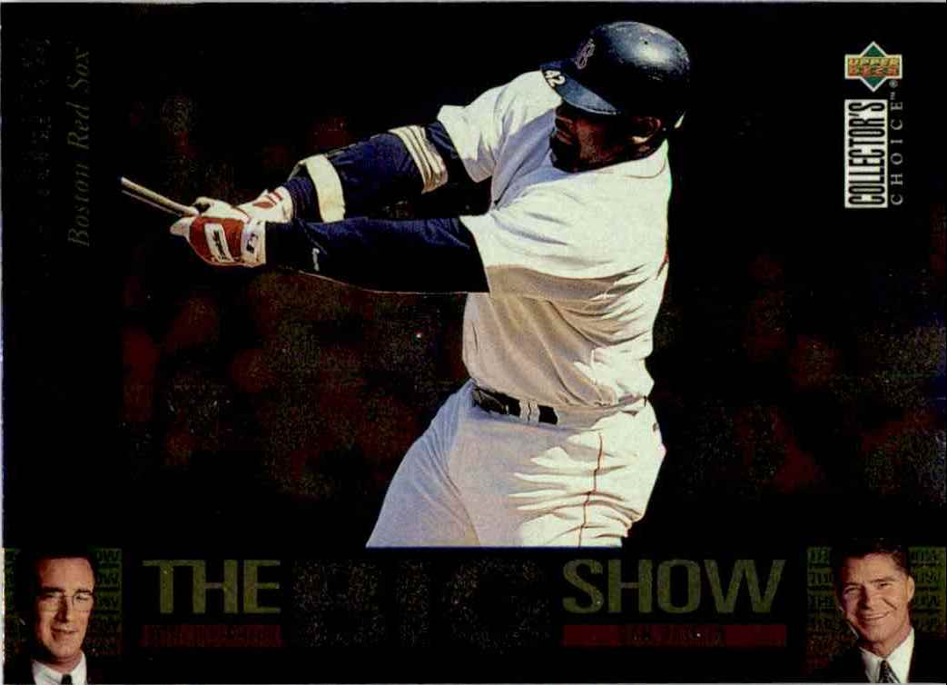 1997 Upper Deck Collector39s Choice The Big Show Mo