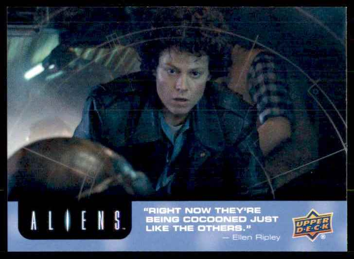 2018 Aliens What Happened To Gorman #56 card front image
