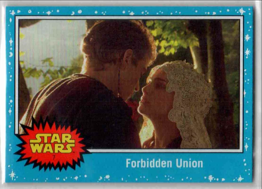 2019 Topps Star Wars Journey To Rise Of Skywalker Forbidden Union #7 card front image