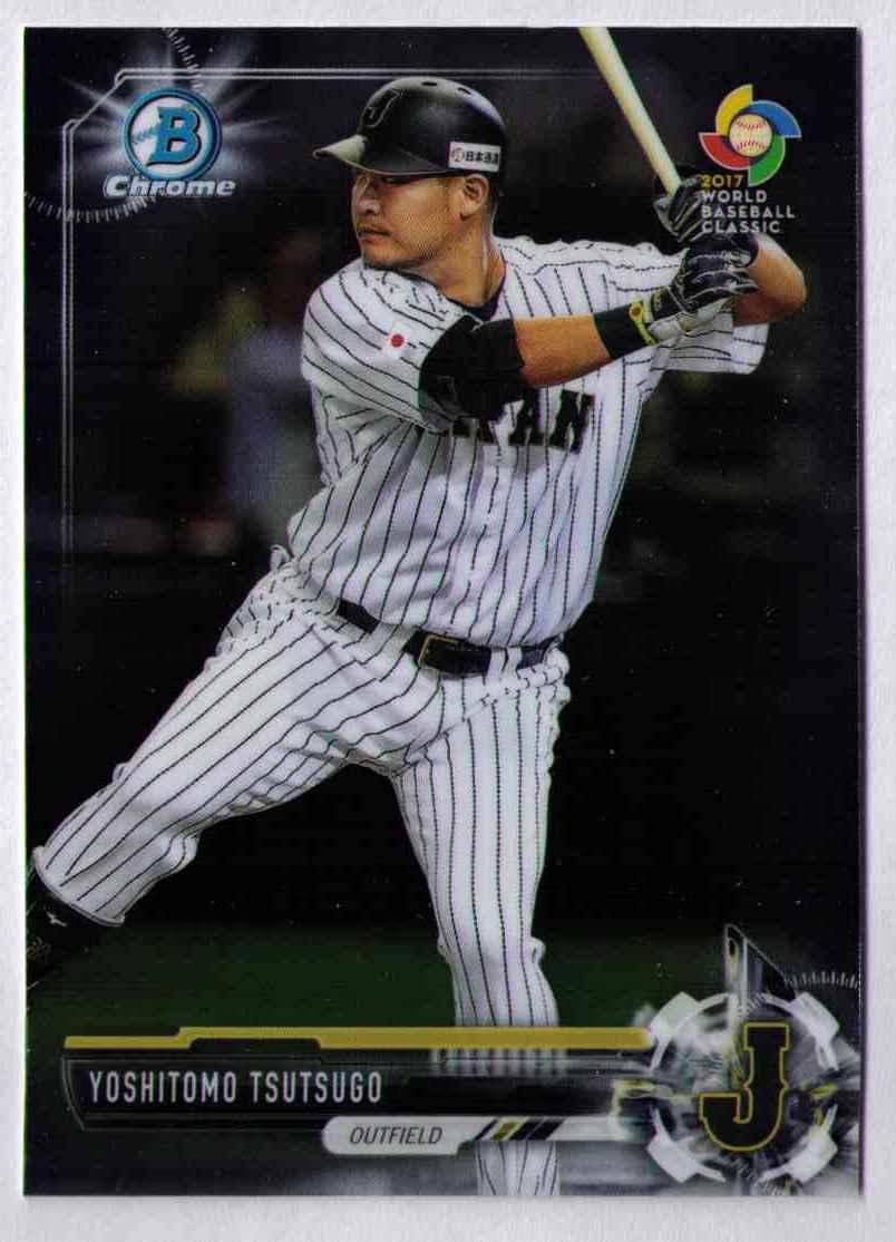 12 Yoshitomo Tsutsugo Trading Cards For Sale