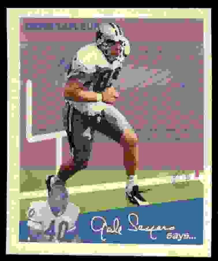 1997 Fleer Goudey David Lafleur #63 card front image