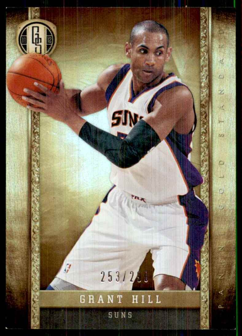 2011-12 Panini Gold Standard Grant Hill #39 card front image