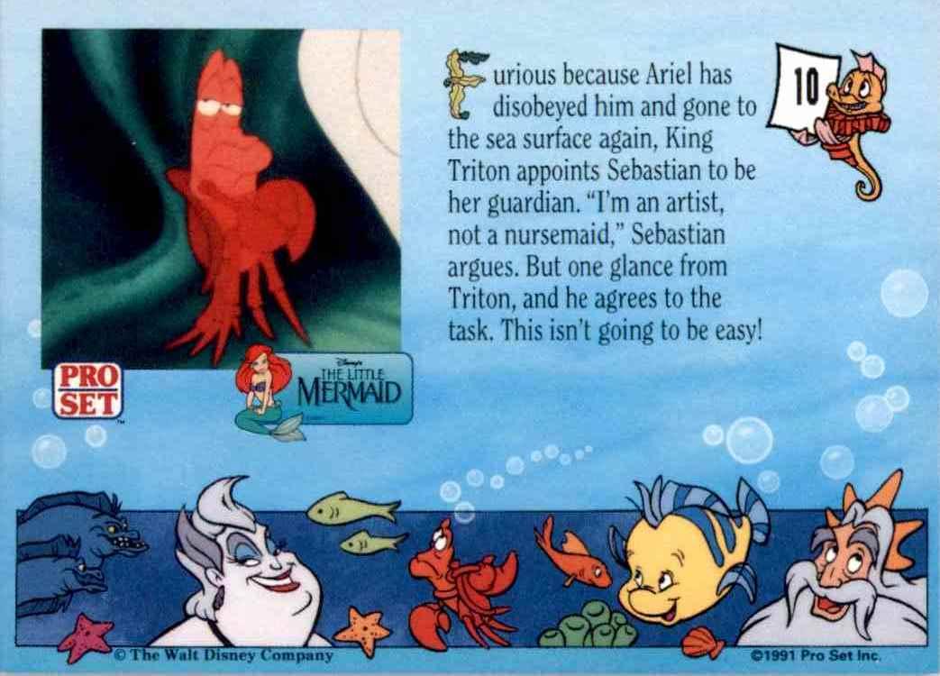Furious Mermaid