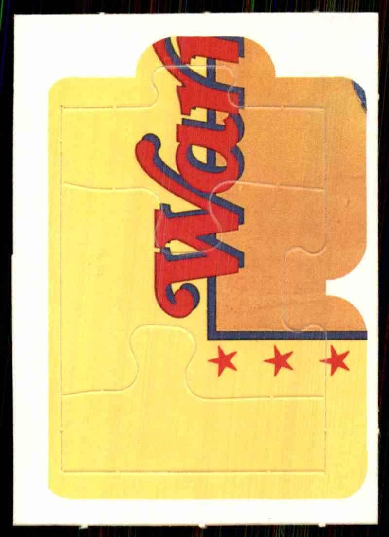 1989 Donruss Warren Spahn Puzzle Spahn Puzzle 1-3 #1 card front image