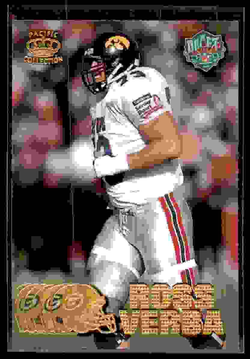 1997 Pacific Ross Verba #447 card front image