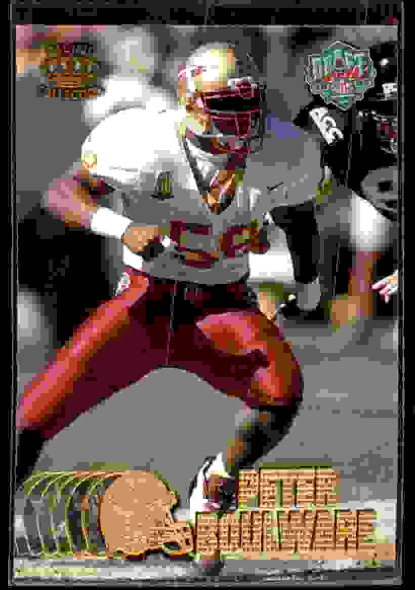 1997 Pacific Peter Boulware #427 card front image