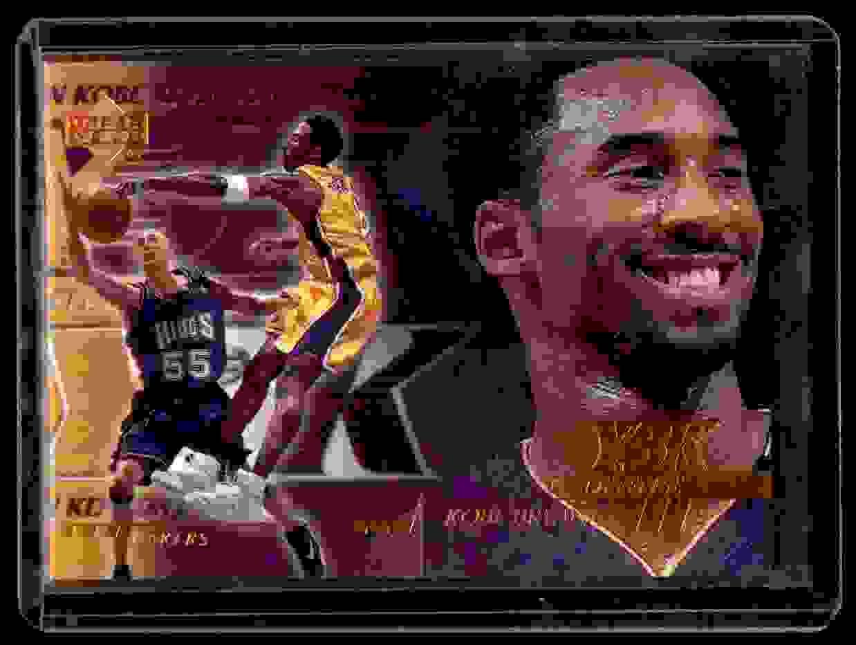 2000-01 Upper Deck Kobe Bryant #189 card front image