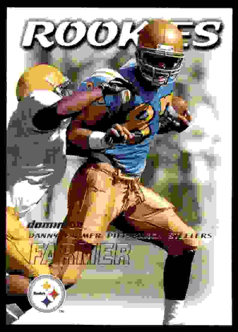 2000 Dominion Danny Farmer #211 card front image