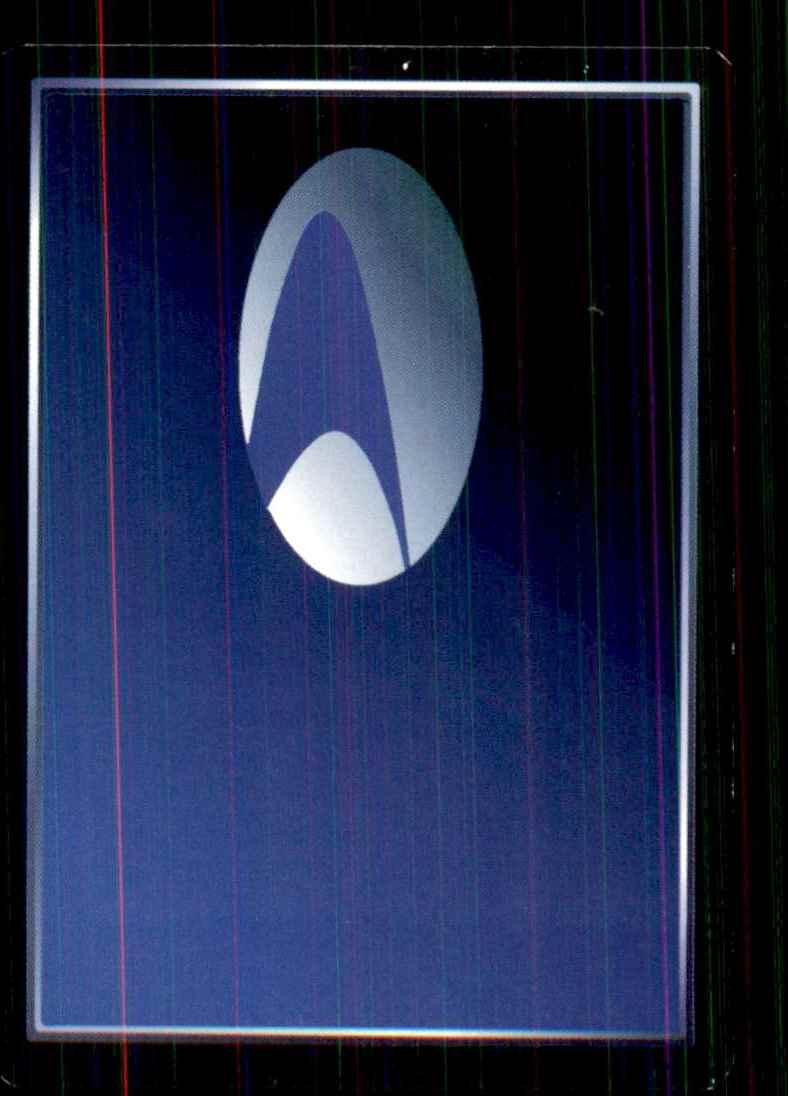1995 Star Trek Premiere Collectors Tin Silver Border Kurlan Naiskos R #176 card back image