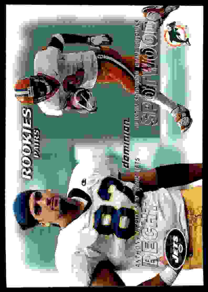 2000 Dominion Anthony Becht Quinton Spotwood #239 card front image