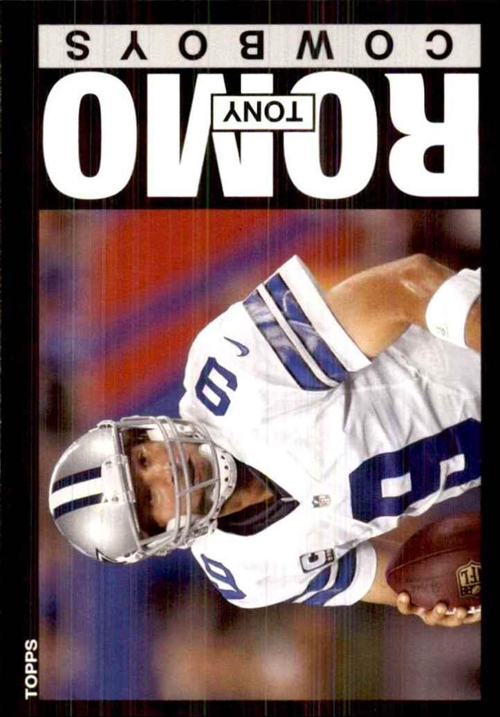 2013 Topps Archives Tony Romo #83 card front image