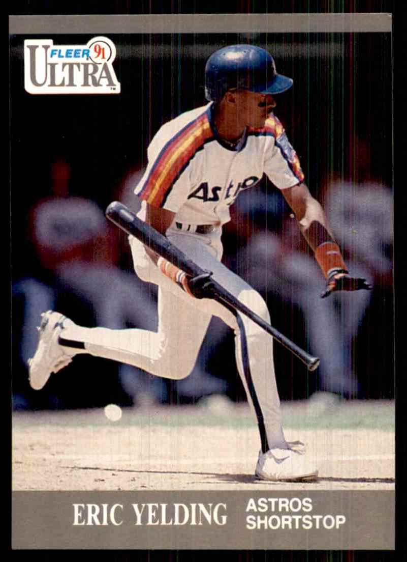 1991 Ultra Eric Yelding #141 card front image