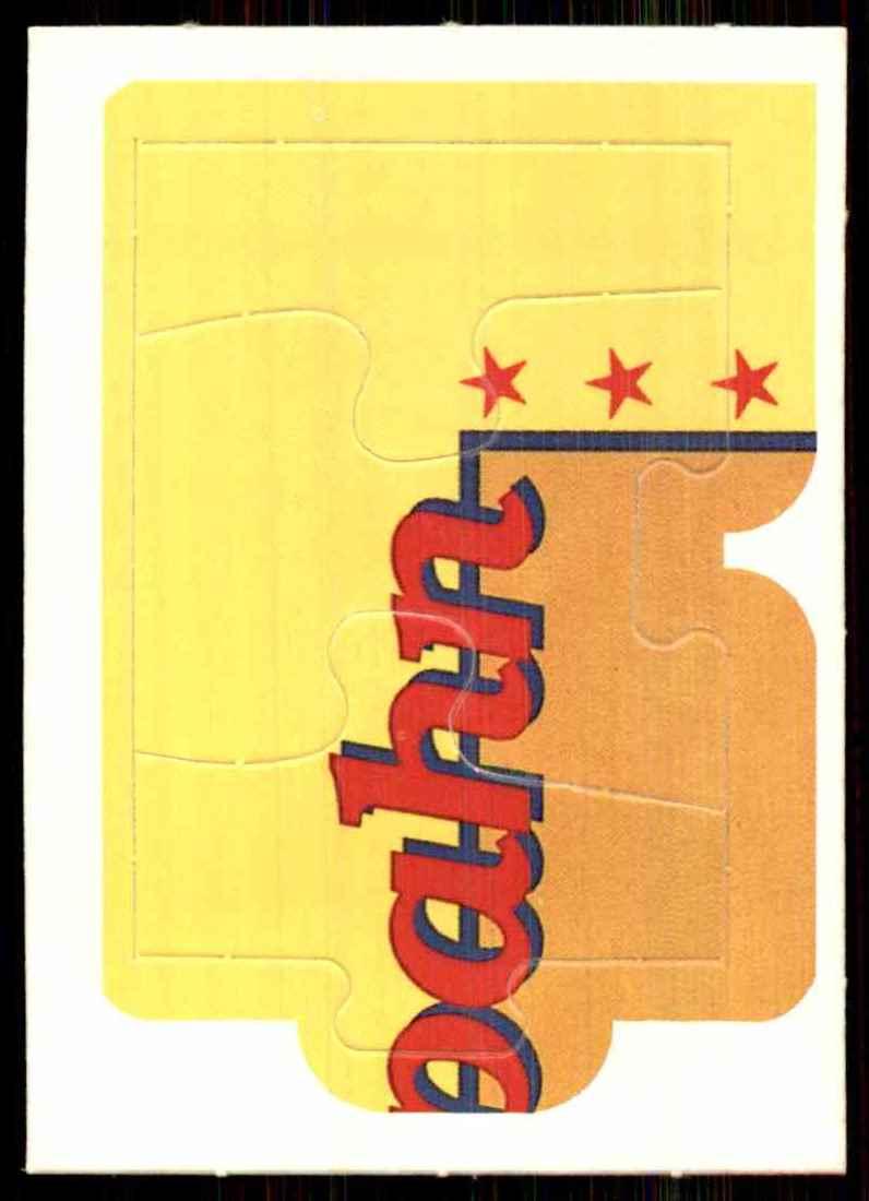 1989 Donruss Warren Spahn Puzzle Spahn Puzzle 7-10 #7 card front image