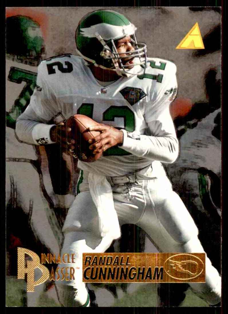 1995 Pinnacle Randall Cunningham Pp #206 card front image