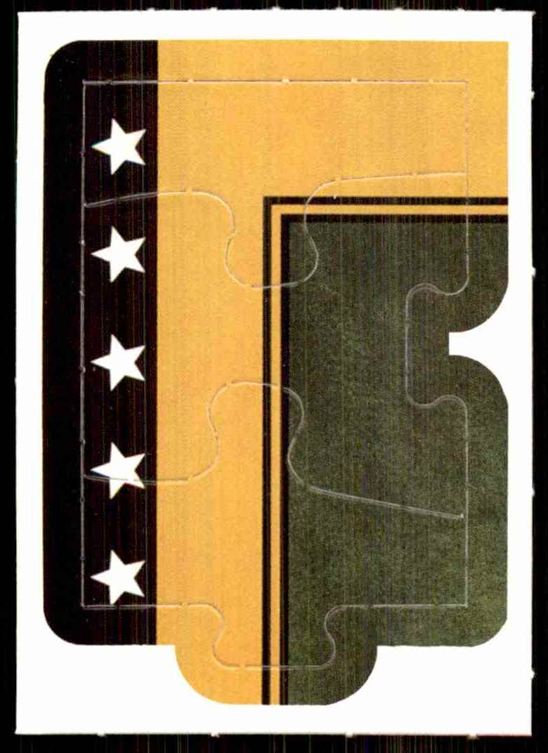 1991 Donruss Willie Stargell Puzzle Stargell Puzzle 7-10 #7 card front image