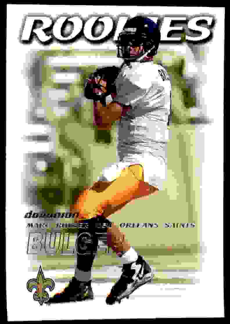 2000 Dominion Marc Bulger #229 card front image