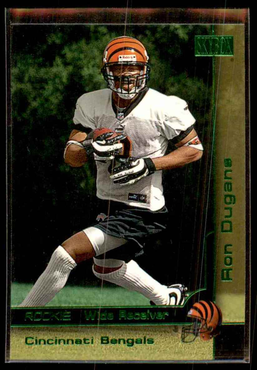 2000 Skybox Ron Dugans #245 card front image