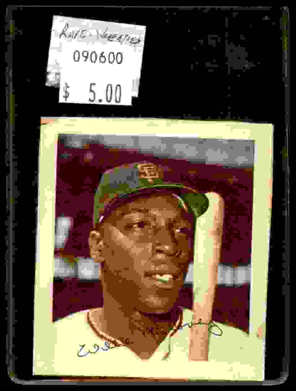 1964 Wheaties Stamps Willie McCovey #31 card front image