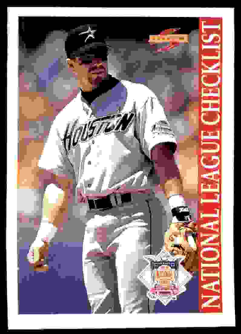 1996 Score Jeff Bagwell #269 card front image