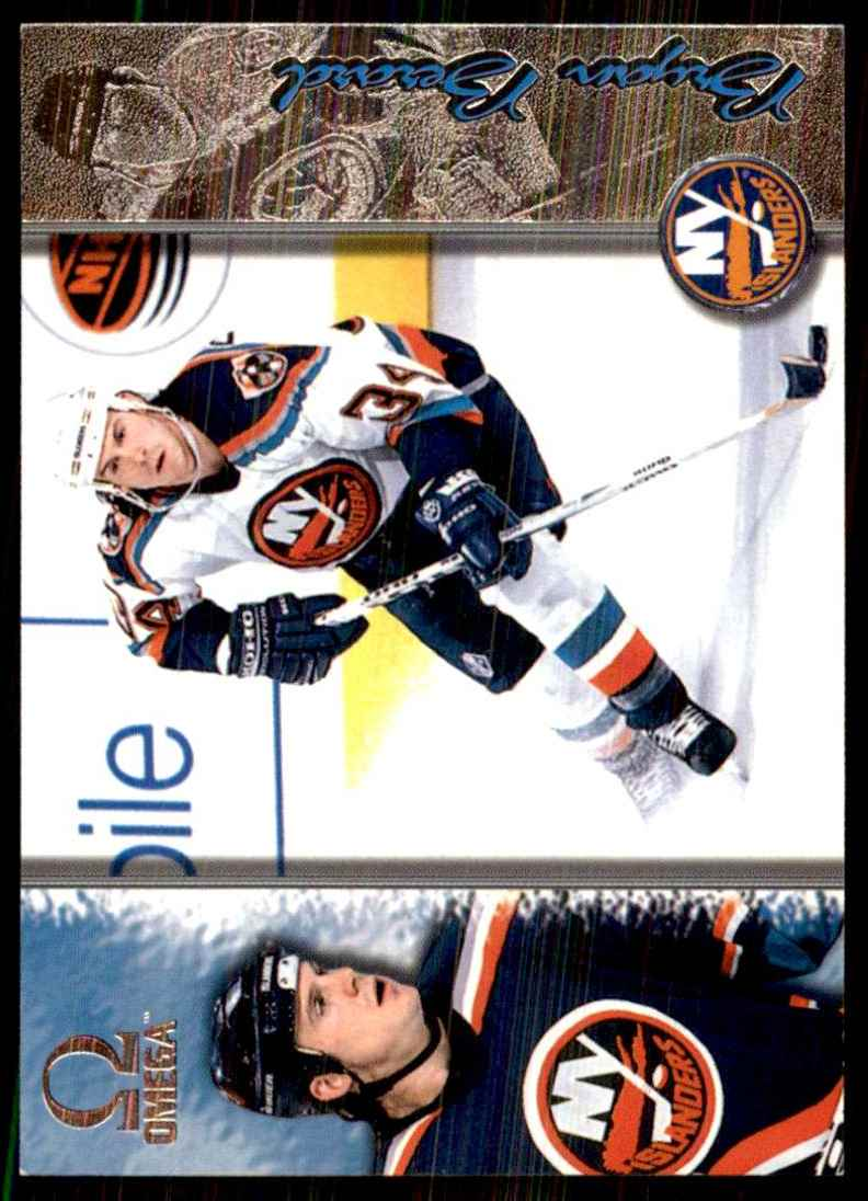 1997-98 Pacific Omega Bryan Berard #136 card front image