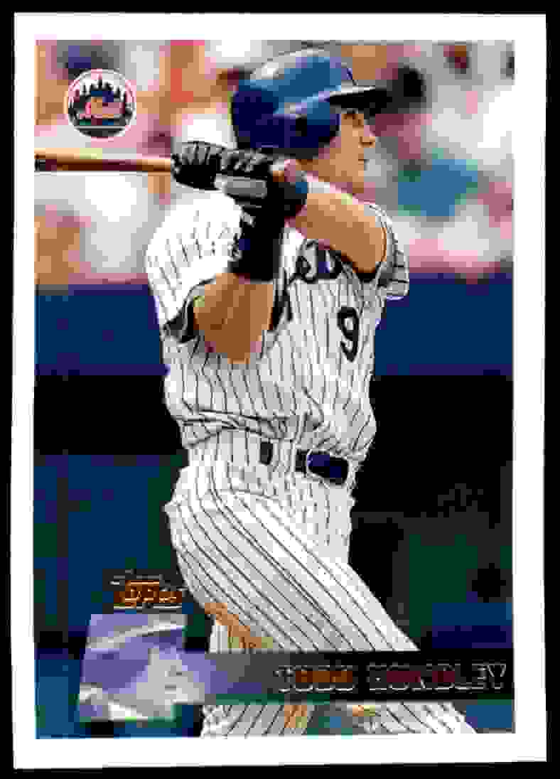 1996 Topps Todd Hundley #409 card front image