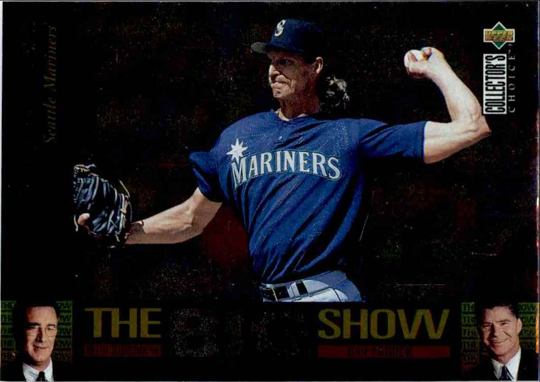1997 Upper Deck Collector39s Choice The Big Show Randy