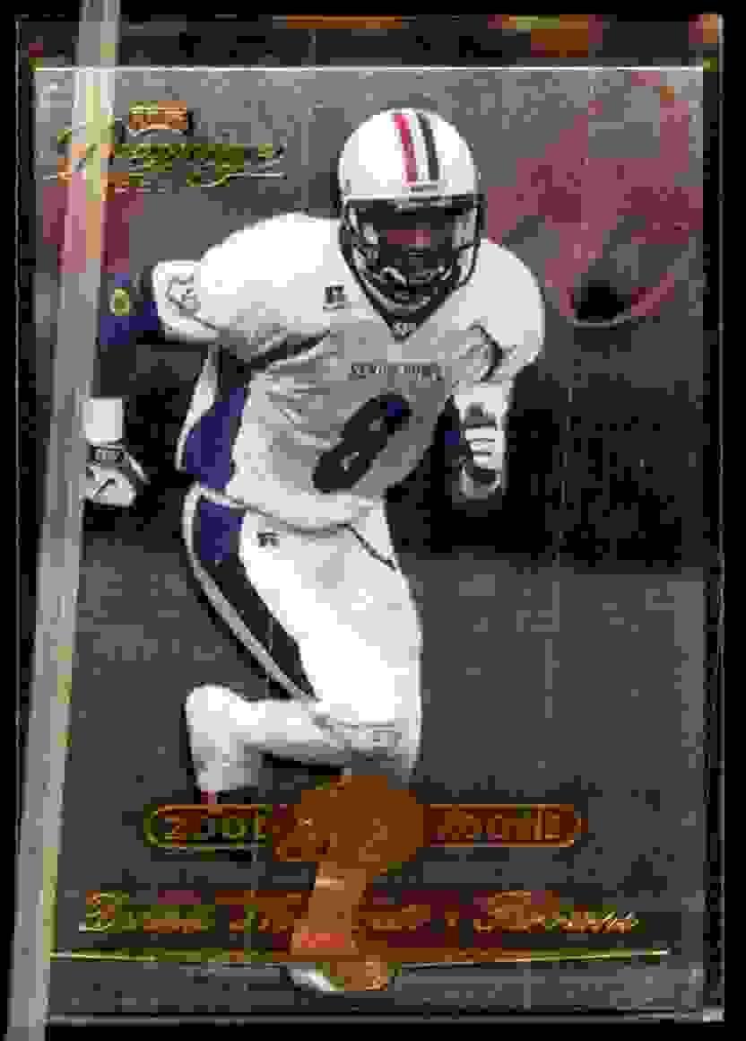 2000 Playoff Prestige Dennis Northcutt #273 card front image