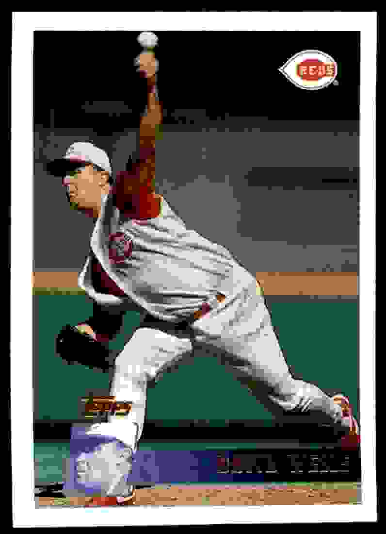 1996 Topps David Wells #311 card front image
