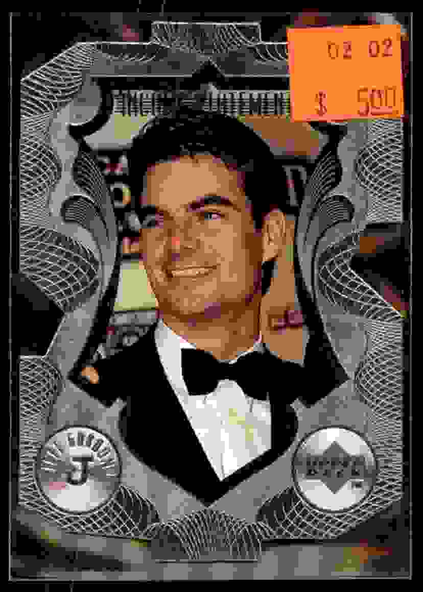 1999 Upper Deck Victory Circle Income Statement Jeff Gordon #IS1 card front image